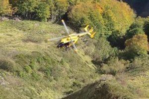 Incidente sull'Appennino tosco-emiliano, muore escursionista