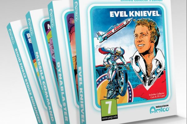 Intellivision Entertainment, disponibili le Limited Collector's Boxed Edition
