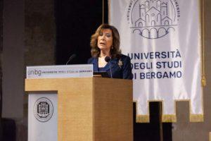 La Presidente del Senato a Bergamo: «Università come motori della rinascita»