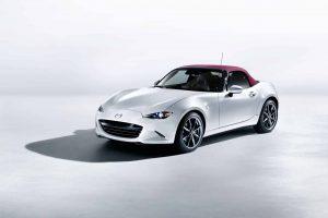 Mazda MX-5: nel 2024 la quinta generazione