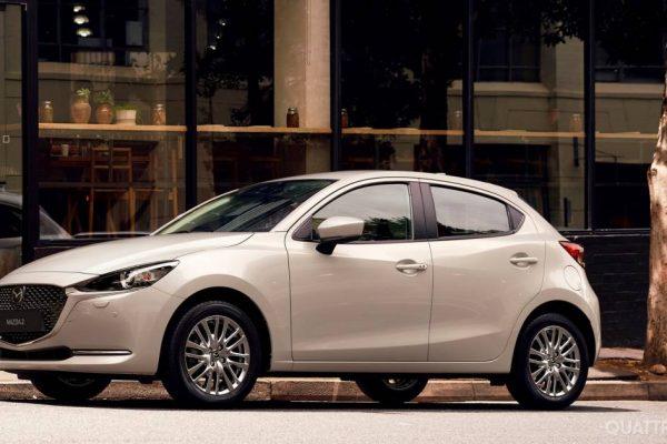 Mazda2 2022: prezzi, motori, allestimenti – Quattroruote.it
