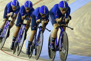Mondiali pista, argento per le azzurre del quartetto