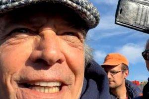 """Montesano a Trieste. C'è anche Pappalardo. Uniti contro il Green pass: """"Insieme per la libertà"""""""