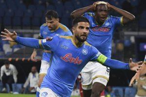 Napoli-Legia Varsavia 3-0, gol e highlights: segnano Insigne, Osimhen e Politano