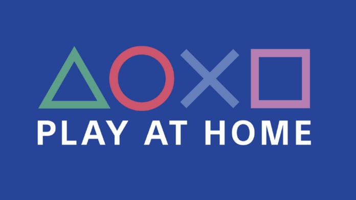 PlayStation Play At Home 60 milioni di giochi riscattati PS4 PS5 Sony Interactive Entertainment