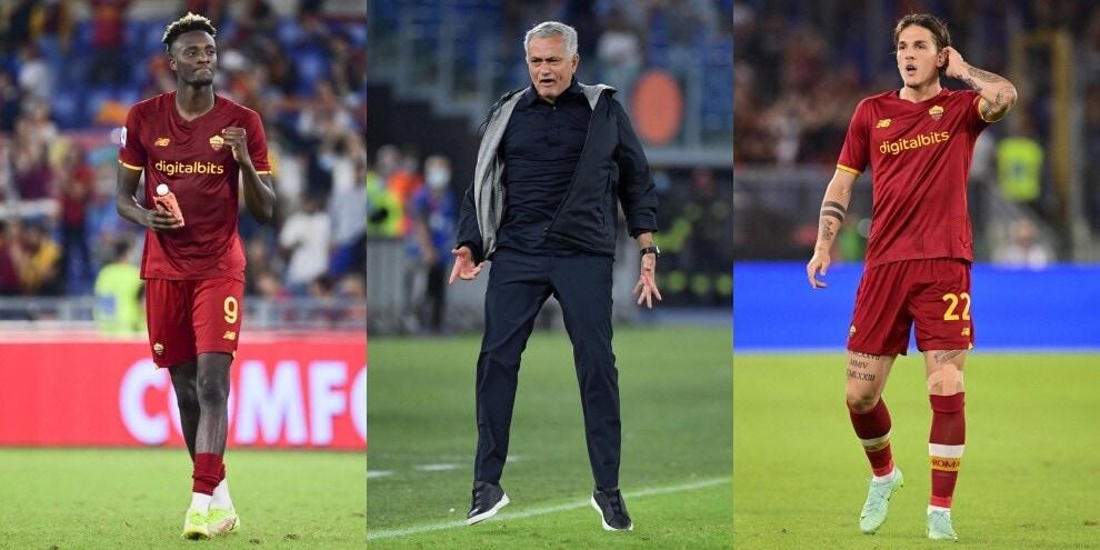 Roma, con Mourinho tutti a segno: già 11 in gol in stagione