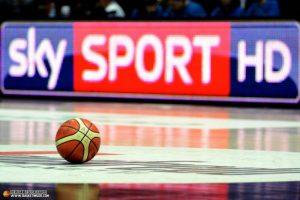 Sky sport NBA, le partite fino a venerdì